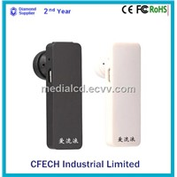 Fashionable Single Side Invisible Bluetooth Earphone