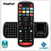 iPazzPort Android/Smart TV Remote With Wireless Computer universal remote Keyboard And Mouse