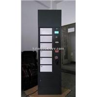 password locker charging station