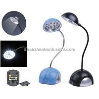usb novel lamp powered from dc 5v or batteries