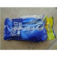 disposable razor Gillette Blue II plus(6pcs/poly bag Russian version)
