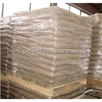 "High Grate ""A"" 6mm pure pine bulk wood pellets"