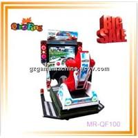 2014 driving simulator equipment car racing machine MR-QF100