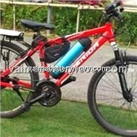 36V10Ah with short case for electric bicycle