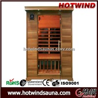 Deluxe Far Infrared Sauna Room with Carbon Heater