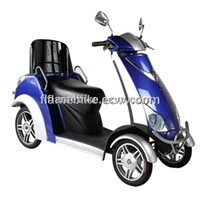 Electric Handicapped Scooter/Electric Mobility Scooter/Medical Mobility Scooter