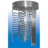 Electronic Stainless Steel Full Height Turnstile KT502
