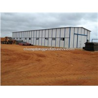 Modular House for temporary site office