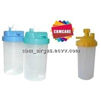 Oxygen Concentrator Humidifier Bottles ,6 PSI Humidifier Bottles for Oxygen Concentrators