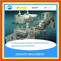 PP Woven Sack Extrusion Laminating Machine