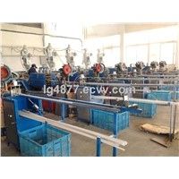 PVC angle bead making machine