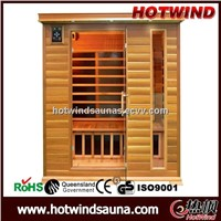 3 people Portable Far Infrared home Sauna