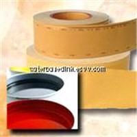 Rotogravure printing water based ink for cigarette pack aluminum-foil paper
