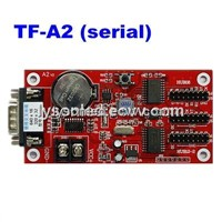 Serial Port TF-A2 LED Display Control Card / Single & Dual Color Support