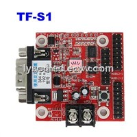 Serial Port TF-S1 LED Display Control Card,Single Color Support