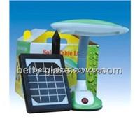 Solar Table Light / Solar Energy Lamp / Indoor Solar Lamp