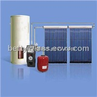 Split Solar Water Heater with Super-Heat Pipe Water Heater / Solar System