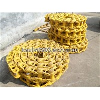 Steel Track link chains for PC 400