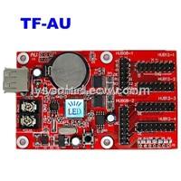 TF-AU LED Display Control Card,Single & Dual Color Support