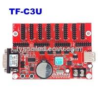 TF-C3U LED Display Control Card, USB Memory Driver