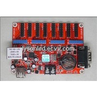 TF-C5NUR Lan port and Serial 232 and USB Driver LED Display Control Card