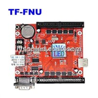 TF-FNU LED Display Control Card - Network Communication