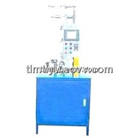 TL-110A Resistance wire coiling machine for heating element or tubular heater