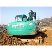 Used  Excavator For Sale Kobelco SK200