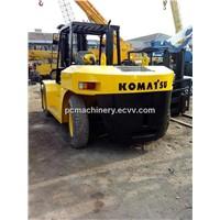 Used Komatsu Forklift 15T For Sale