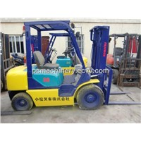 Used Komatsu Forklift 3 Tons for Sale