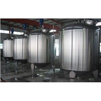 1000L Stainless Steel Vessel/ Storage Tank