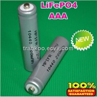 10440 200mAh LiFePO4 3.2V Rechargeable Battery