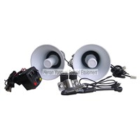 12v police motorcycle alarm siren and speaker