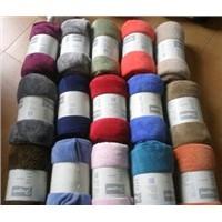 130608--coral fleece throws 1.65/pc fob Ningbo,China