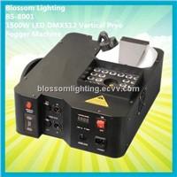 1500W LED DMX512 Vertical Pryo Fogger Machine (BS-8001)