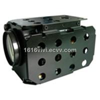 1/3 700TV Line Low Illumination 10X Mini CCD Module Camera