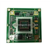 1/3 inch Sony CCD 540TVL Color CCTV Camera Board module,32/38mm camera board.