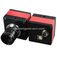 1.4 megapixels USB 1/2 inch CCD monocrome Industrial Camera,16MB cache high speed