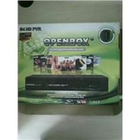 bestseller  HD OPENBOX S4 satellite TV  reciever  PVR WIFI Linux