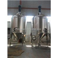 20--10000L,304 or 316L stainless steel fermenter tank