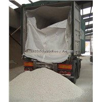 20' container liner bag for iron ore