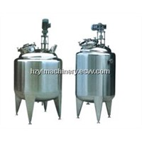 304 or 316L Stainless Steel Mixing Vessel/Tank