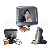 3.5inch HD TFT LCD car monitor