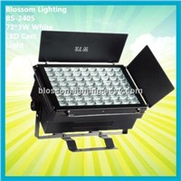 72*3W White LED Cast Light (BS-2405)