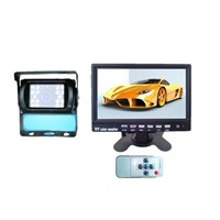 7'' Color Digital screen Air Interface Series Car Rearview Monitor/ 7'' Color  Car Monitor