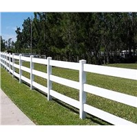 AFOL lead free,white,PVC rail fence