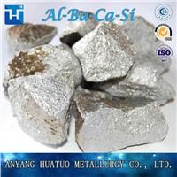 AlSiBaCa Alloy  Si Al Ba Ca Alloy for Steel Making