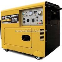 All Power APG3202N 6500W 10 HP Silent Diesel Generator
