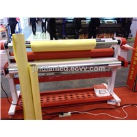 Auto cold laminating machine
