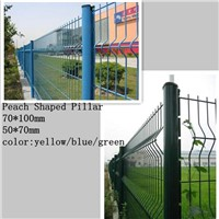 Best quality Fencing / Wire Mesh Fence / PVC Wire Mesh Fence (ISO 9001:2008, 15 year factory)